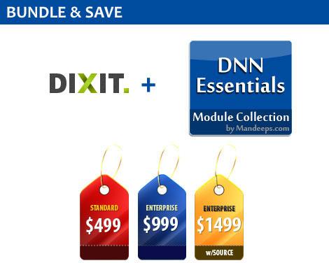 DNN Essentials